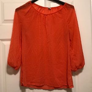 Old navy sheer top
